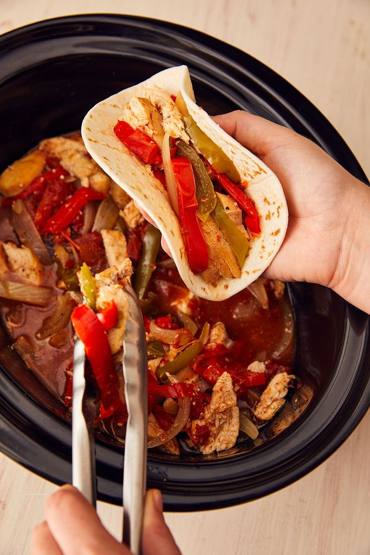 From Soup to Salmon: Slow-Cooker Recipes for a Fast and ...