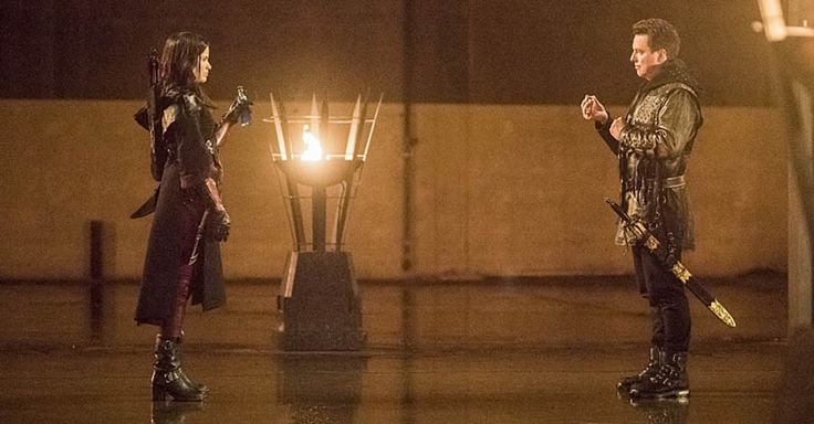 """The League of Assassins Undergoes Major Status Quo Shift on """"Arrow"""" - After """"Sins of the Father,"""" the League of Assassins will never be the same again."""