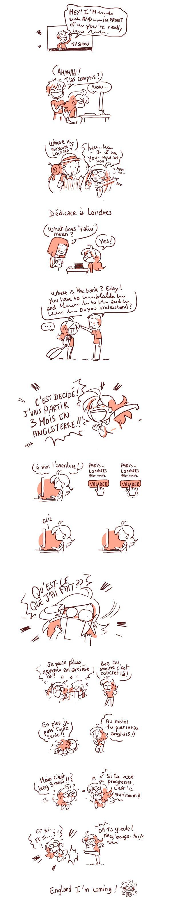 """Yatuu: """"Le grand départ !"""""""