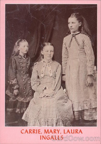 ingalls single women Throughout the series, in winter, months of fictional time pass without a single depiction of ma's leaving the house,  among the wilder and ingalls women,.
