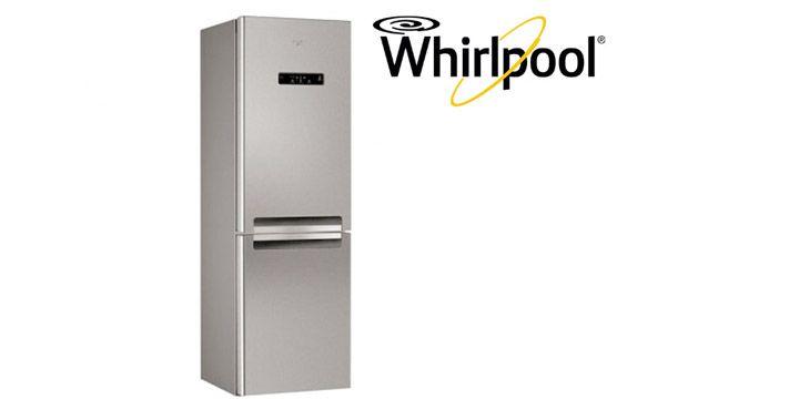 Frigorífico Combi WHIRLPOOL WBV3687 NFC IX. AHORRO 300€. 399€. #ofertas #descuentos
