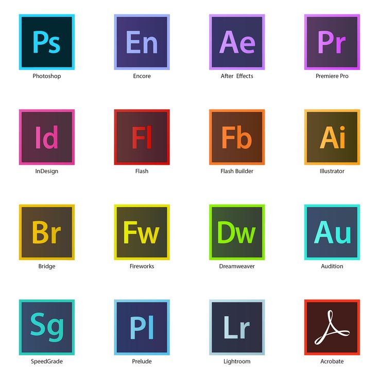 pack ic u00f4nes adobe suite cc hd u23aavector illustrator  ai