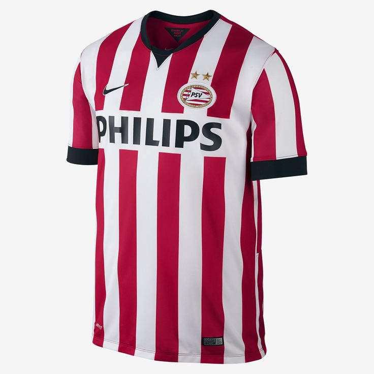 The front of PSV Home shirt