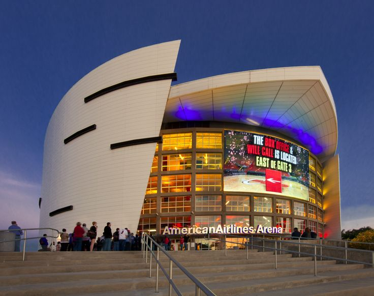 American Airlines Arena in Miami, FL
