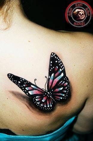 Yuri Marchi - Sorry Mom Tattoo