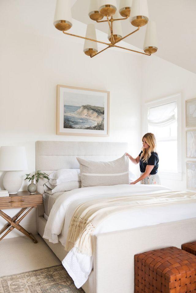 Contemporary Boho Bedroom Decor Ideas White Bedroom Design Home Decor Bedroom Guest Bedroom Makeover Bedroom decor ideas white