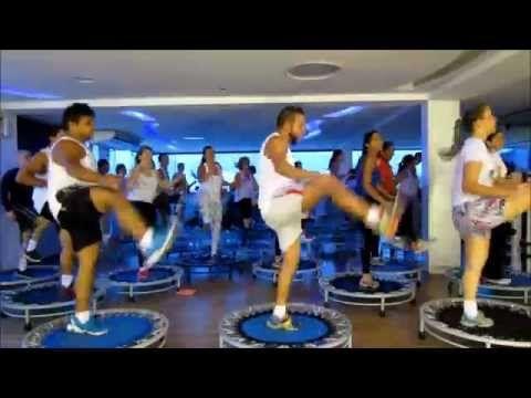 Jump Forma Feminina - Kuduro - YouTube