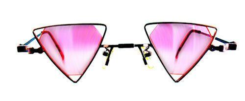 Trilogy Sunglasses - 179 Pink $15