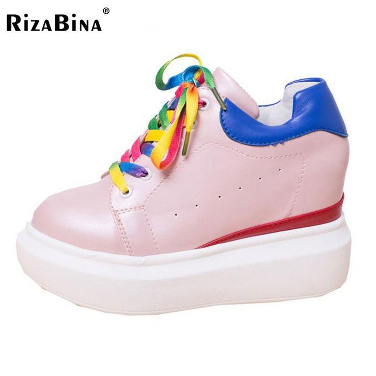 Ladies Wedges Shoes Women Mixed Color Platform Shoe Cross Strap Trifle Slip On Soft Classic Leisure Female Footwears Size 34-39