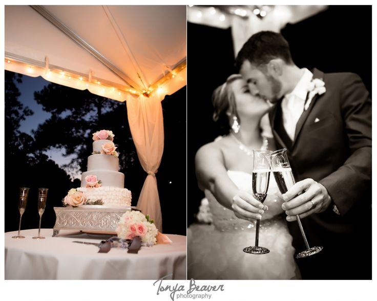 Tonya Beaver Photography Horse Stamp Inn Wedding Jacksonville Wedding Photography Country Wedding Cake