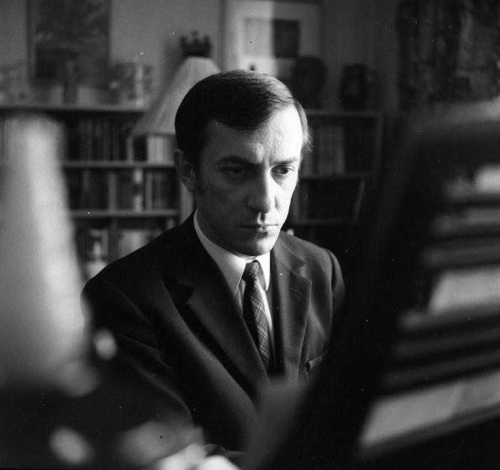 Antal Imre zongoraművész