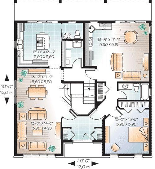 17 Best Images About Next Gen Home Plans On Pinterest