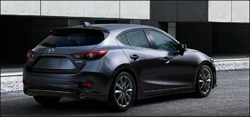 """""""2018 Mazda 3 Sport"""""""