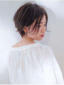 GARDEN Tokyo 【ガーデン トウキョウ】大人ノーブルクラシカルショート×バレイヤージュデジタルパーマ