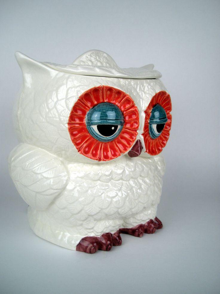 320 Best Cookie Jars 11 Birds Owls Chickens Etc