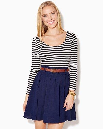 Sailor swingin' dress