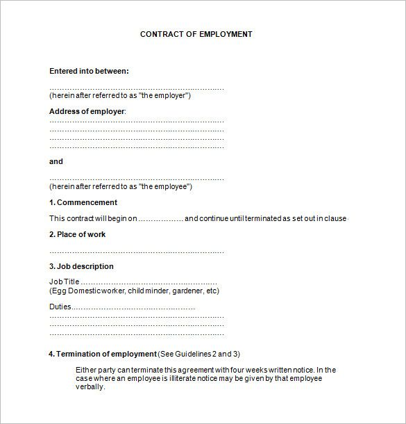 Contract Word Template Free Puppy Sales Contract Template Worddoc