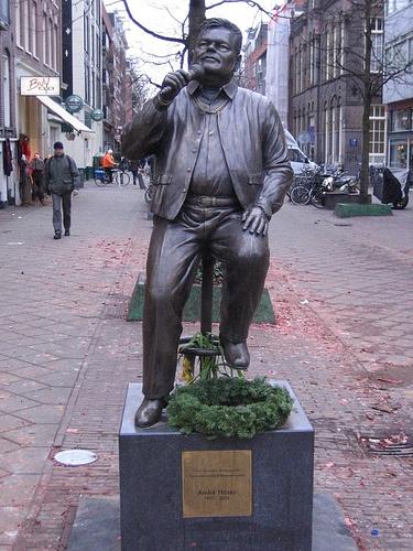 Andre Hazes, Amsterdam.