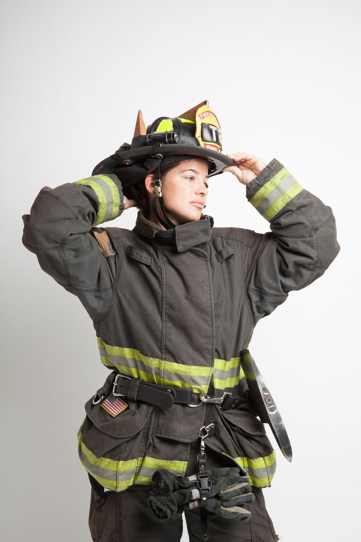 8 portraits show that fighting fires is womens