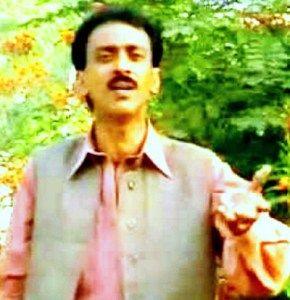 Ghulam Ali Sandilo