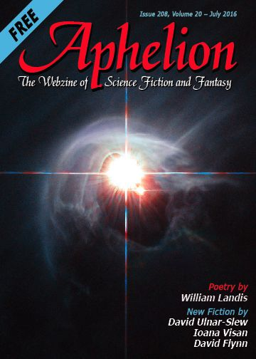 Aphelion, Issue 208, July 2016