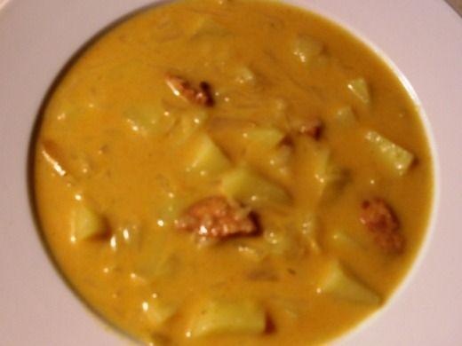 Polévka zelňačka - Recepty na každý den