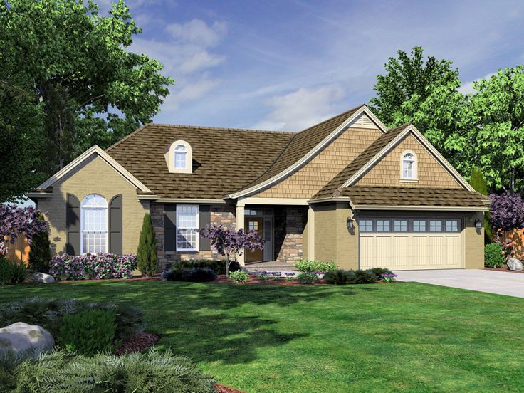 Scholz Ranch Home Design on