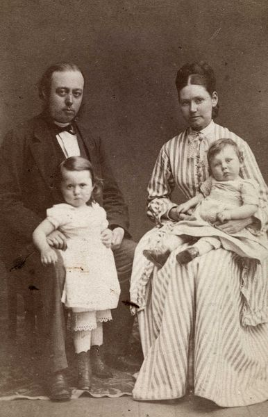 1875 Emilie and Olaf with Astrid and Ole