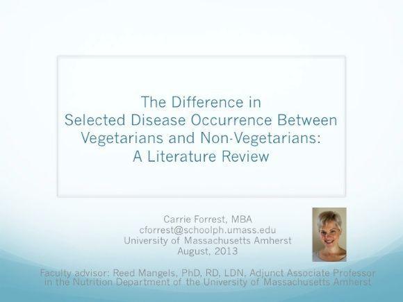 Disease In Vegetarians Versus Non Vegetarians Research Study Diseases In Non Vegetarians Vs Vegetarians Disease Vegetarian Vs Vegan Research Studies