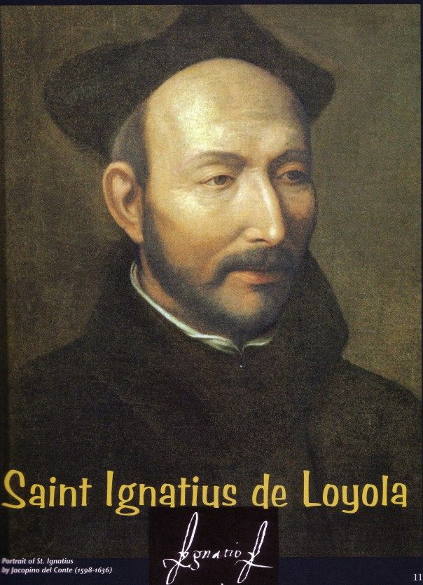 14 best st  ignatius of loyola images on pinterest