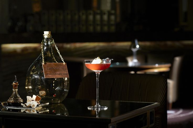 Drink your way through gins history...  #London