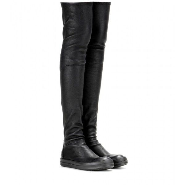 17 Best ideas about Thigh High Leather Boots on Pinterest ...
