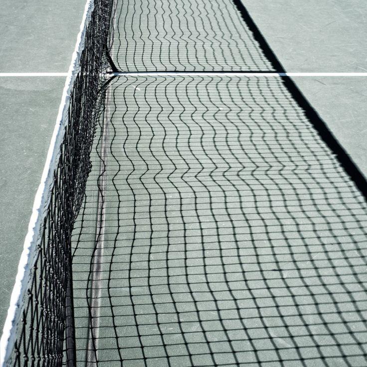 Tennis Grids #Perspective #Tennis #SportsLuxe