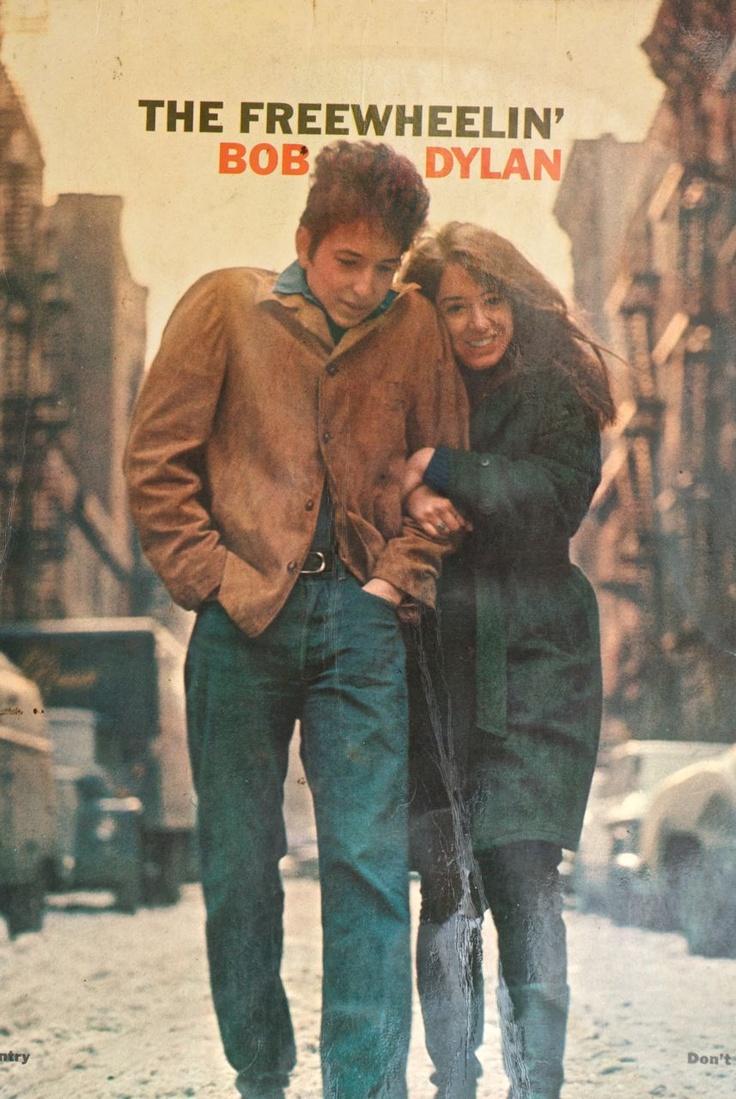 Rare Dylan album cover.
