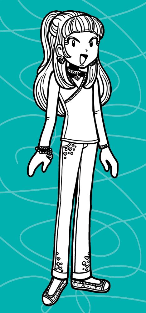 Cartoon Characters Named Zoe : Best ideas about dork diaries on pinterest diary