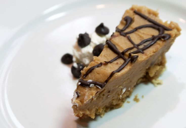 I created this recipe for my mom, who is an avid peanut butter eater. I don't think I've ever met a person who loves the stuff as much as she does. This pie is very smooth and very rich. The addition of the Heath bar and the shortbread crust adds a particularly delightful texture to …