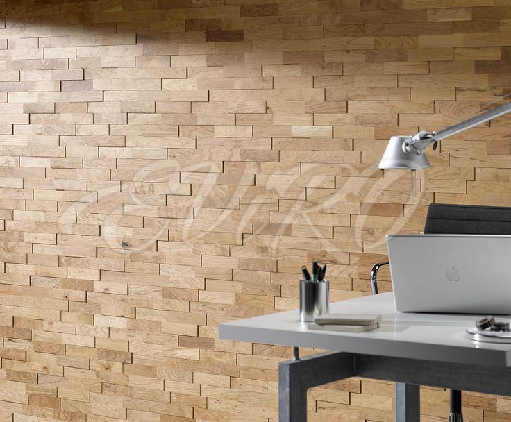 Оригинальный.Компания «ЕВиРО» представляет абсолютно новый продукт на белорусском рынке – интерьерную 3D-плитку из массивной древесины .Являясь абсолютно экологичными продуктом, плитка удивительным образом преобразит Ваш интерьер, придаст ему неповторимость и эксклюзивность. Она выполнена из массивной древесины дуба и покрыта натуральными экологичными маслами, которые дополнительно подчеркнут неповторимый природный рисунок с сохранением естественного вида дерева.