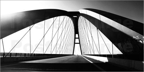 Falko Follert Art-FF77 - Fehmarnsundbrücke
