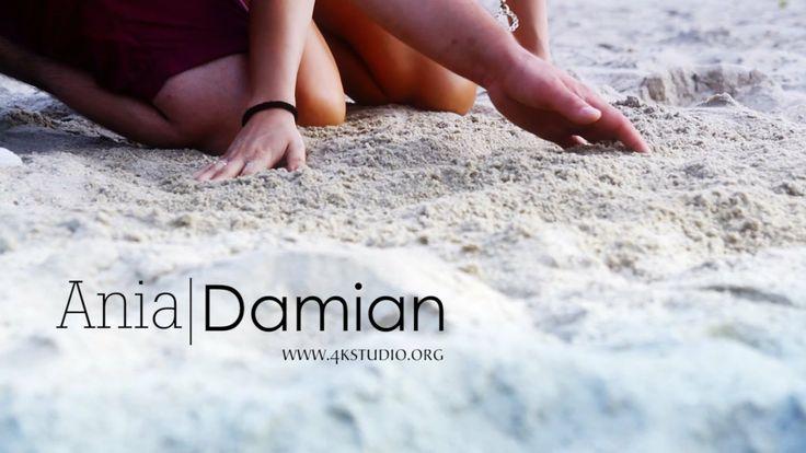 Ania i Damian.  www.4kstudio.org