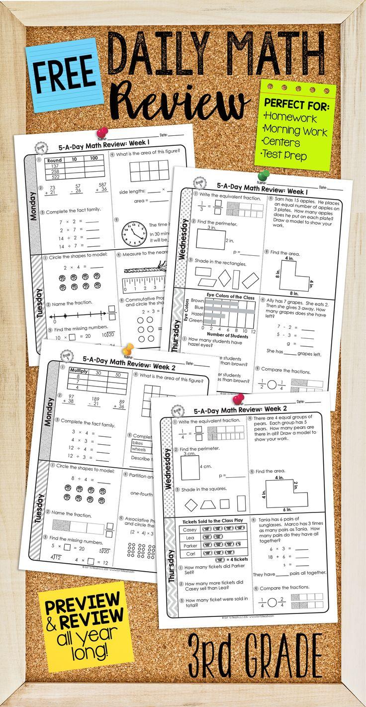 Online homework for 3rd graders