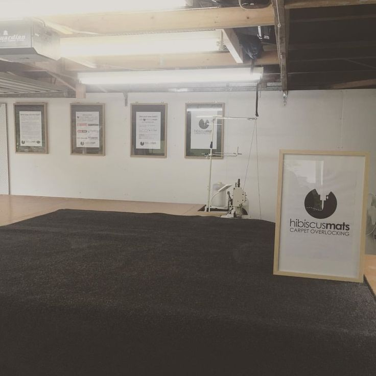 Large solution dyed nylon mat cut & overlocked by Hibiscus Mats Carpet Overlocking
