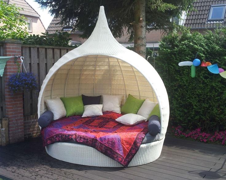 8 beste afbeeldingen over loungebed op pinterest tuinen studio 39 s en foto 39 s - Lounge stijl ...