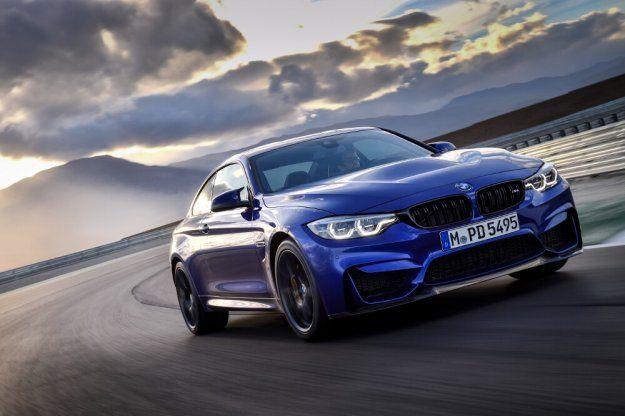 BMW M4 w nowej wersji CS, do 100 km/h poniżej 4 sekund #BMWM4 #M4CS #BMWM4CS @BMW @BMW_Polska https://www.moj-samochod.pl/Nowosci-motoryzacyjne/BMW-M4-z-nowa-mocniejsza-odmiana-CS