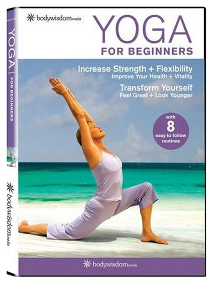 Yoga For Beginners DVD Only $8.96 (Reg. $14.99!)
