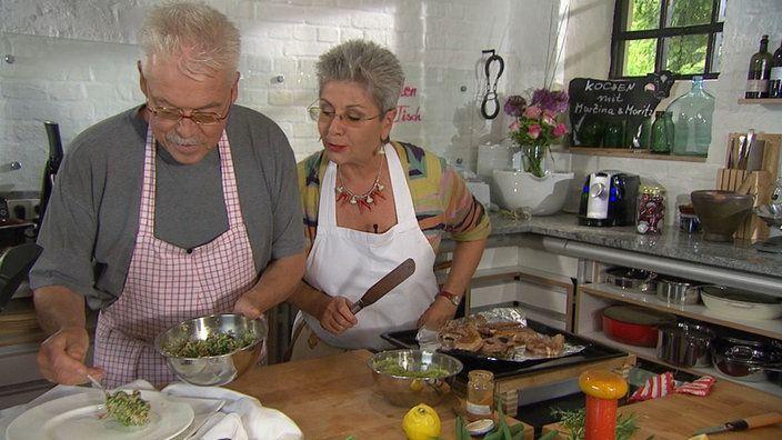 Kochen Mit Martina Und Moritz Heute