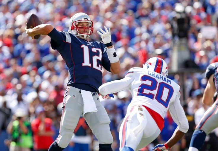 NFL: New England Patriots at Buffalo Bills  -    USA Today Sports Images