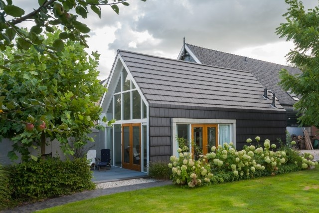 Tuinkantoor bouwt | houtskeletbouw bijgebouwen, tuinhuizen, atelier, tuinstudio