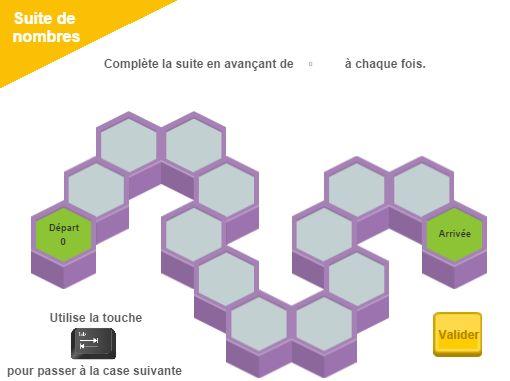 [Jeu en ligne] Hexacolor – générateur de suite de nombres
