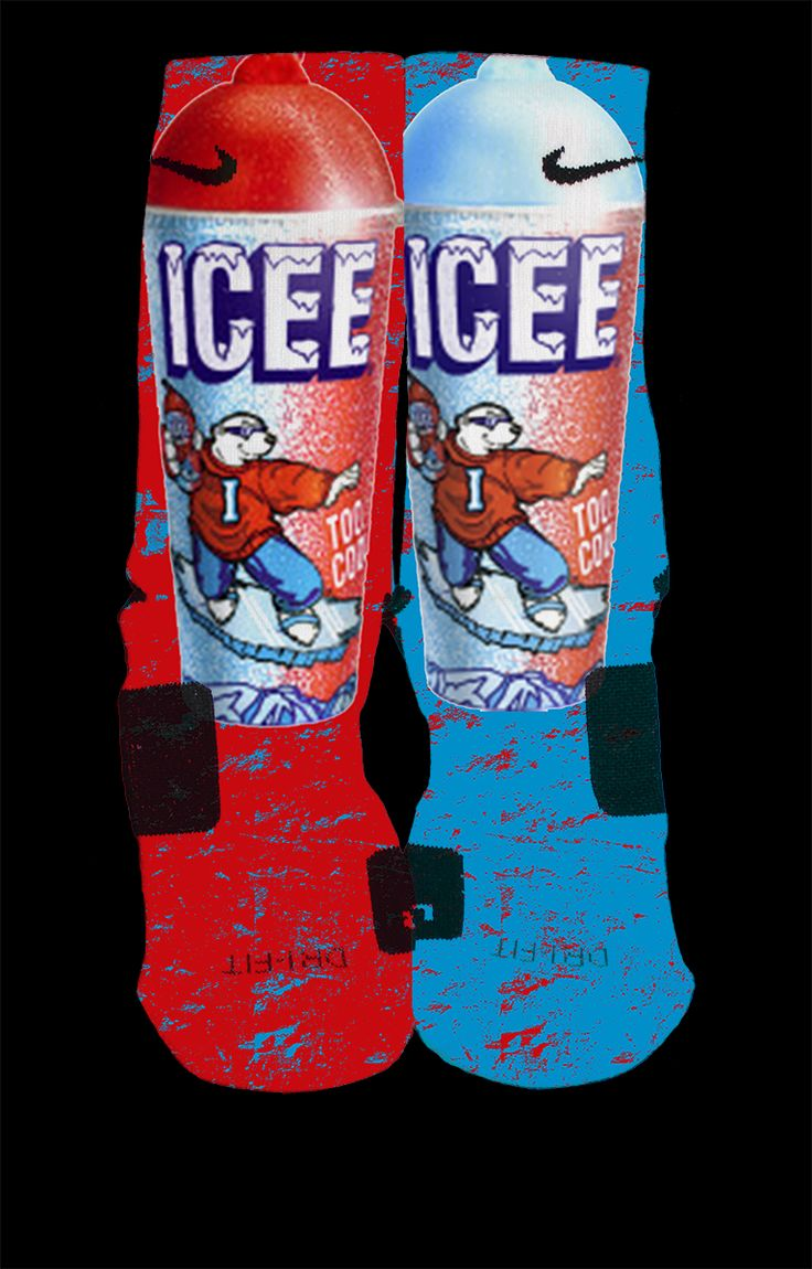 New Icee Nike Elite Socks — Luxury Elites