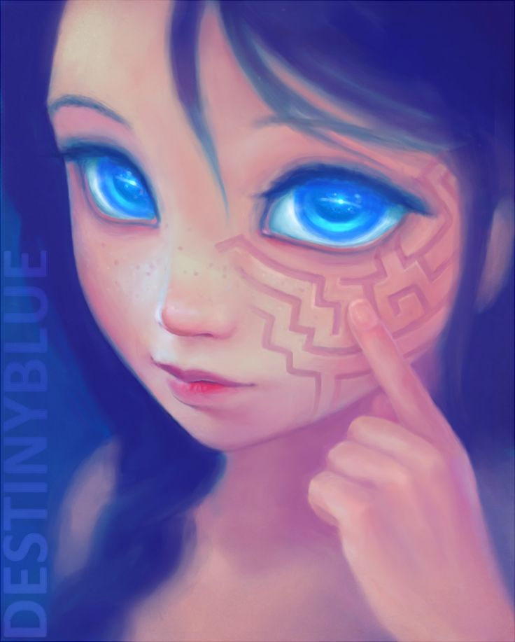 Loose yourself in me, por Destinyblue
